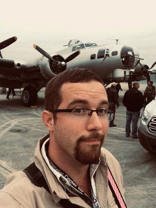 B-17 Bomber Alex Floyd 3