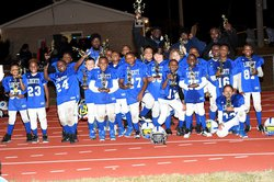 LCRD 8U all star football 2109